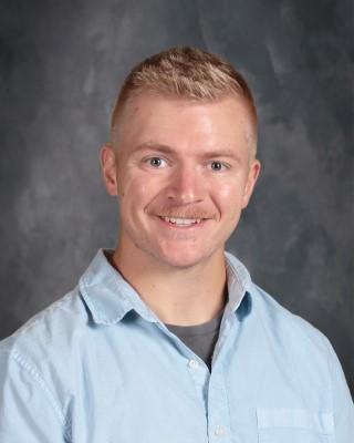 Mr. Tyler Wheelock P.E. - M.S. Health - STEAM